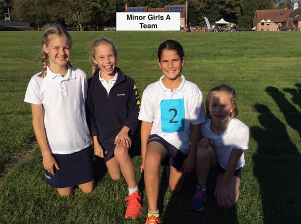 Hanford School-Cross Country Relays at St Mary's 4