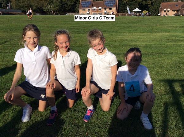 Hanford School-Cross Country Relays at St Mary's 5