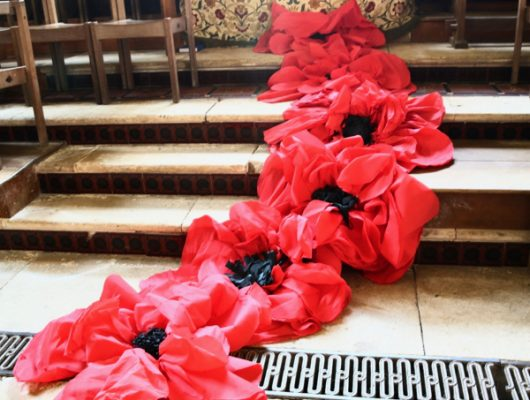 Hanford School-Remembrance Sunday