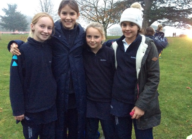 Hanford School-Cross Country at Leweston and Knighton 5