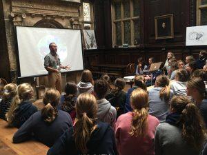 Hanford School-Jason Lewis Talk 1