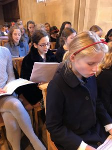 Hanford School-Monkton Combe Choral Day 3