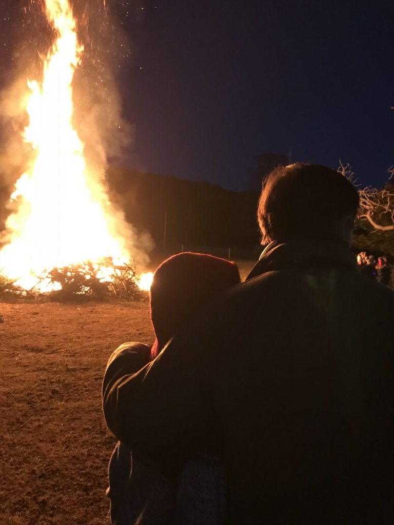 Hanford School-Bonfire Night 2018 2