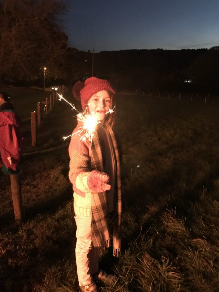 Hanford School-Bonfire Night 2018 3