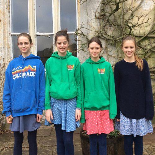 Hanford School-Ken Baily Cross Country at Bryanston