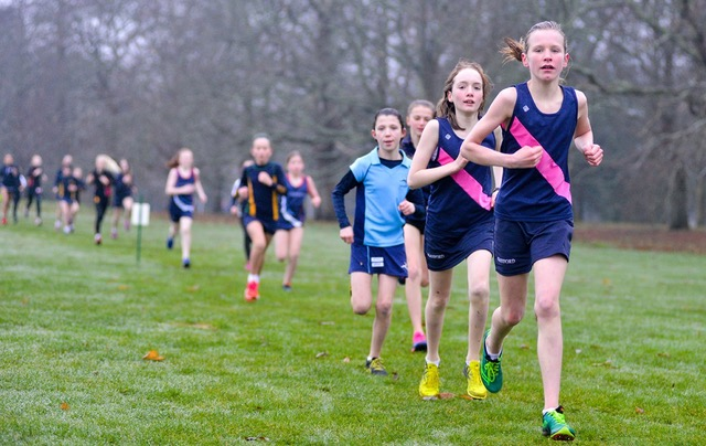 Hanford School-Cross Country Report Canford Races. 4