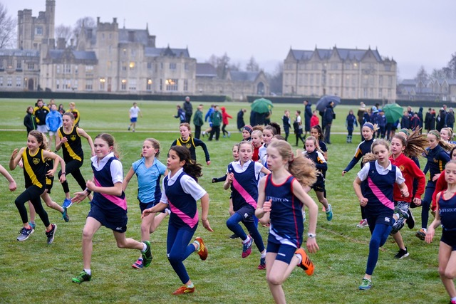 Hanford School-Cross Country Report Canford Races. 6