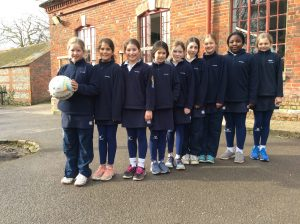 Hanford School-U10A Netball v Knighton House