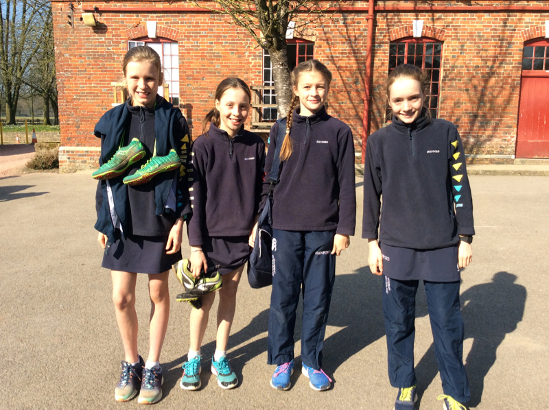 Hanford School-Cross Country at Clayesmore 2