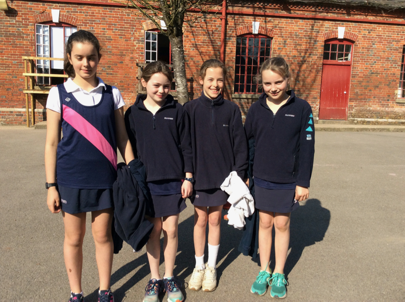 Hanford School-Cross Country at Clayesmore