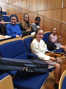 Hanford School-Prep Schools Orchestral afternoon at Bryanston 2