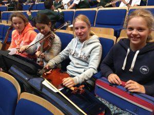 Hanford School-Prep Schools Orchestral afternoon at Bryanston 3