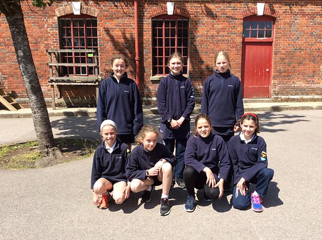 Hanford School-U11B Cricket v Clayesmore