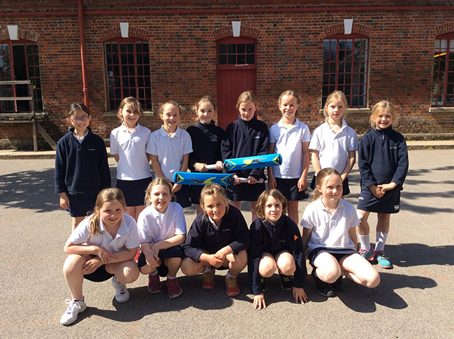 Hanford School-U9 Cricket v Clayesmore