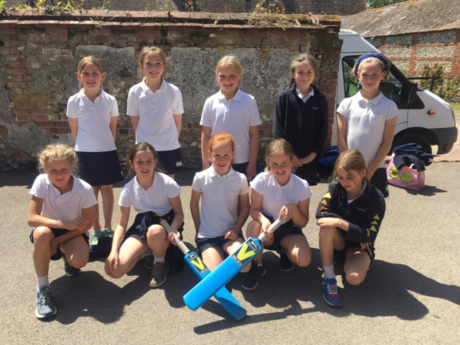 Hanford School-Cricket vs Sandroyd 1
