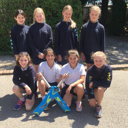 Hanford School-Cricket vs Sandroyd 3