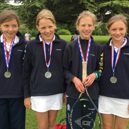 Hanford School-North Dorset Tennis Champions 2