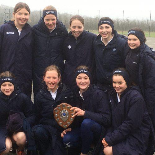 Hanford School-North Dorset Netball Tournament