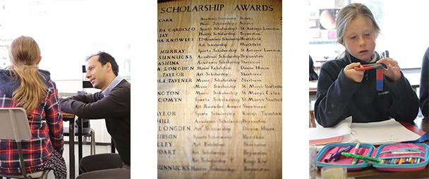 Hanford School-Teaching-Scholarships
