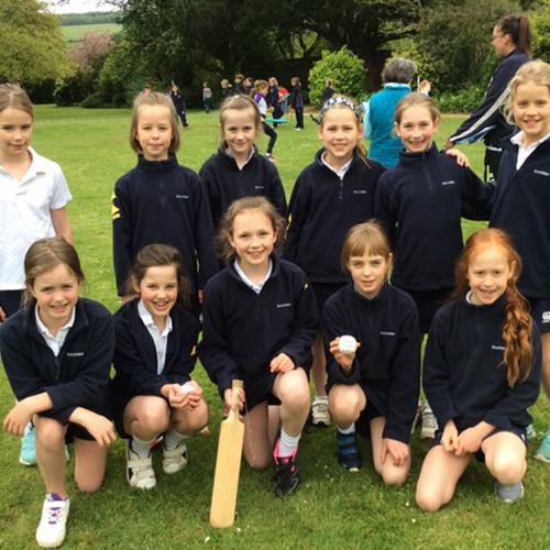 Hanford School-Cricket at Sandroyd