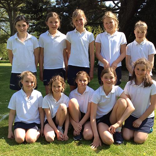 Hanford School-Hanford U11 Rounders vs Knighton House 2
