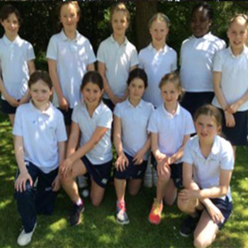 Hanford School-Hanford U9 Rounders vs Knighton House 1