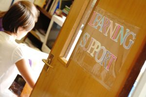 Hanford School-Learning Support