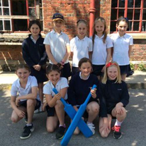 Hanford School-4th Form Cricket vs Chafyn Grove