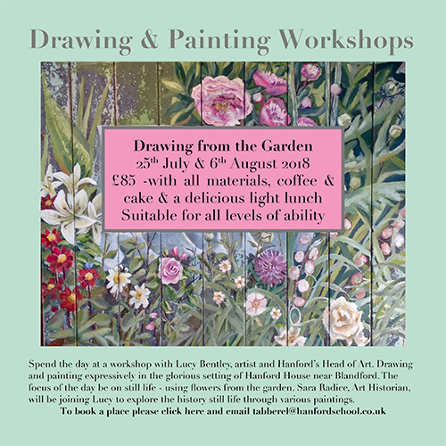 Hanford School-Painting & Drawing Workshop