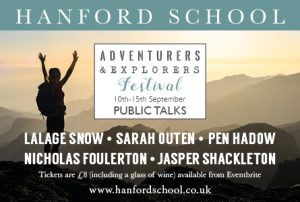 Hanford School-Adventurers and Explorers' Festival