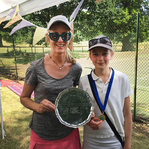Hanford School-Mothers' and Daughters' Tennis