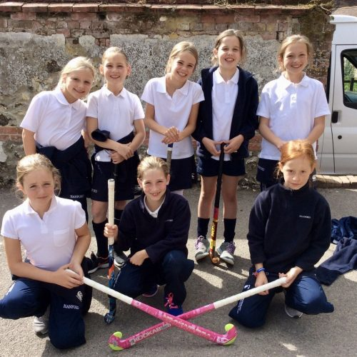 Hanford School-U9 Hockey Matches vs Clayesmore and Port Regis