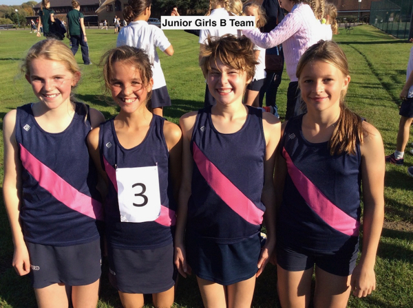 Hanford School-Cross Country Relays at St Mary's 1
