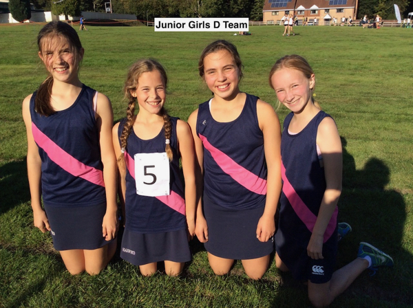 Hanford School-Cross Country Relays at St Mary's 2