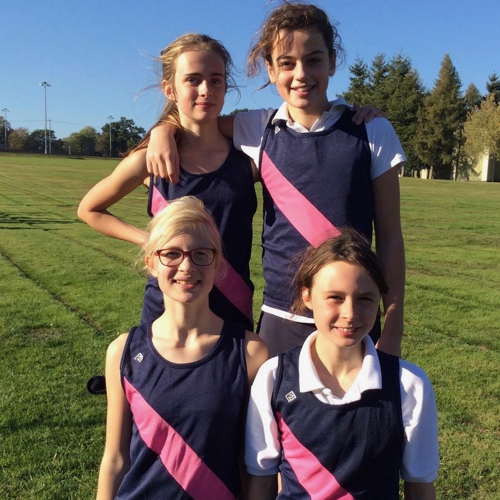 Hanford School-Cross Country Relays at St Mary's 7