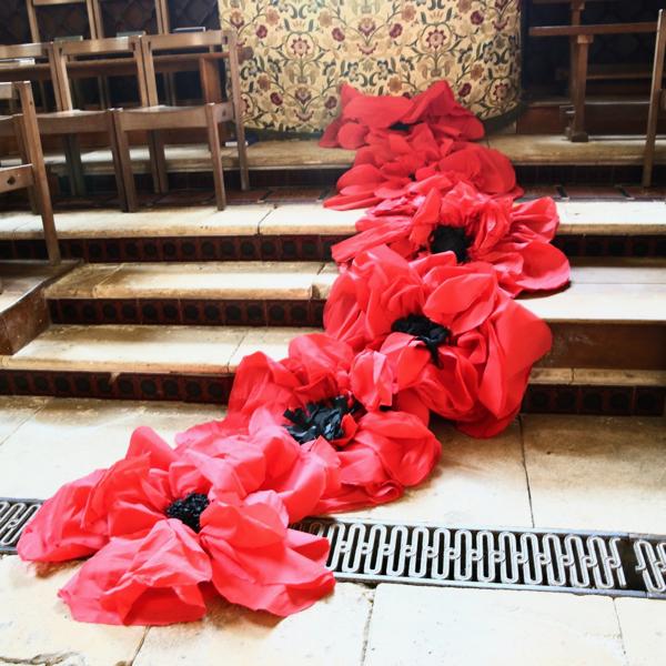 Hanford School-Remembrance Sunday