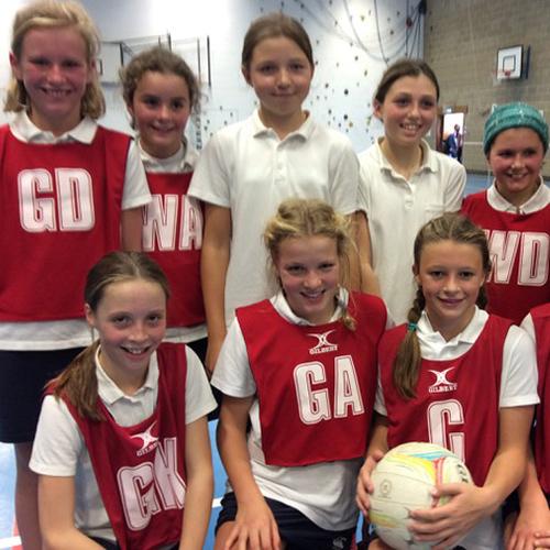 Hanford School-U12 Netball vs Clayesmore