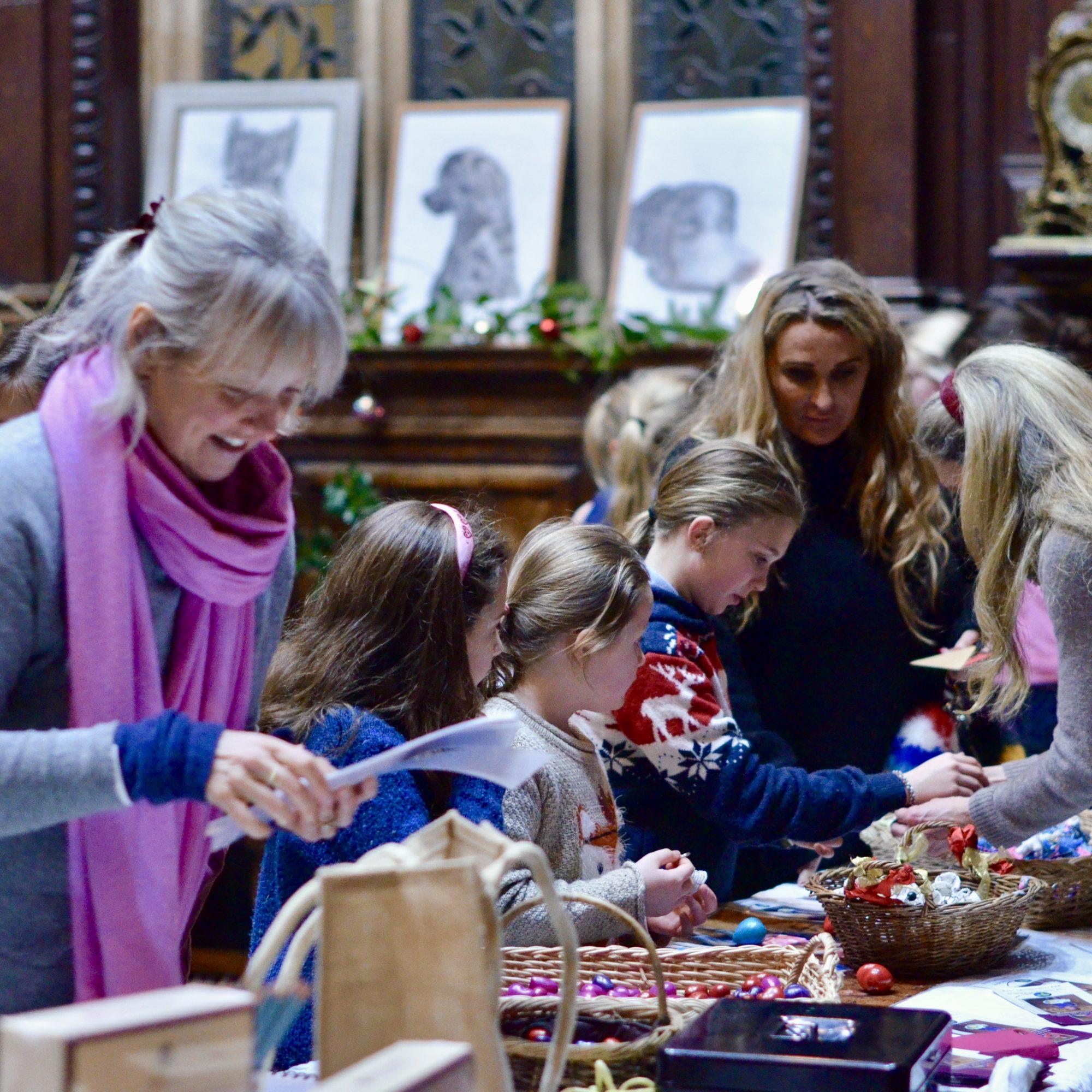 Hanford School-Advent Fair