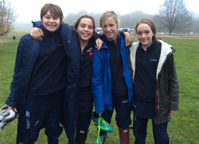Hanford School-Cross Country at Leweston and Knighton 3