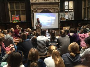 Hanford School-Jason Lewis Talk 3