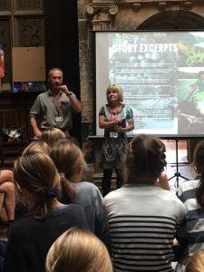 Hanford School-Jason Lewis Talk 4