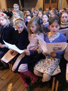 Hanford School-Monkton Combe Choral Day 1
