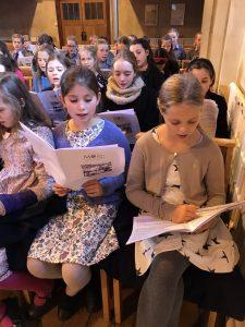 Hanford School-Monkton Combe Choral Day 2