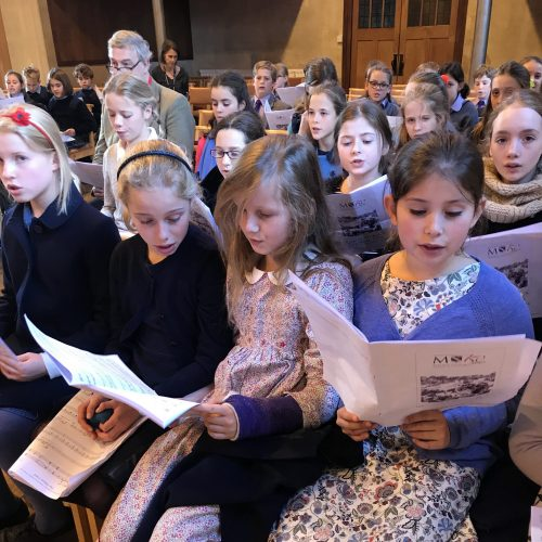 Hanford School-Monkton Combe Choral Day