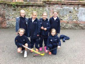 Hanford School-U9A and B Hockey v Sandroyd 1