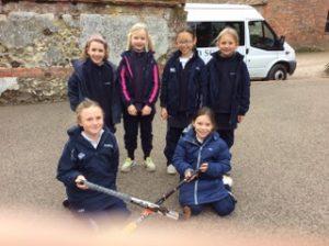 Hanford School-U9A and B Hockey v Sandroyd