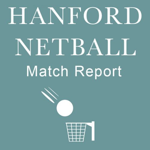 Hanford School-U10 & U9 Netball vs Sandroyd