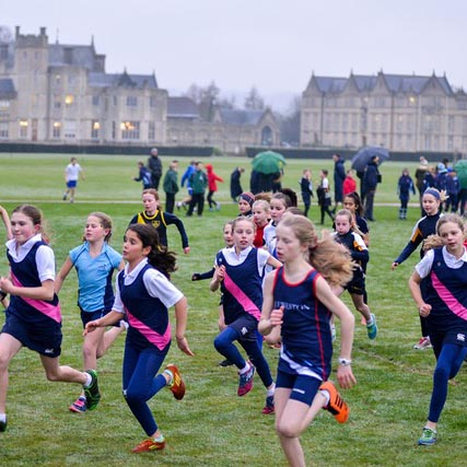 Hanford School-Cross Country Report Canford Races. 7