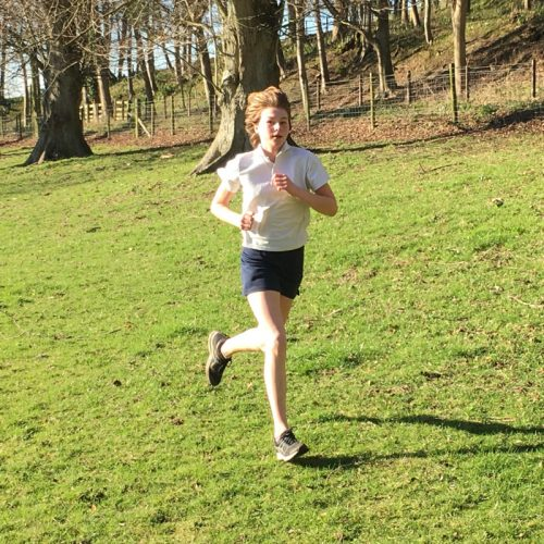 Hanford School-Cross Country at Clayesmore 5