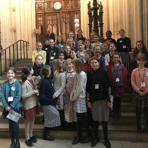 Hanford School-LVIth Trip to London 1